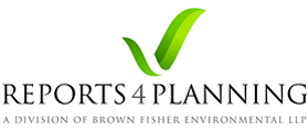 Reports 4 Planning Logo